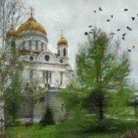 И снова хочется проснуться и с Ним на Небо поспешить... :: Ирина Данилова