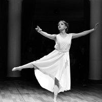 Наслаждение танцем :: Елена Васильева