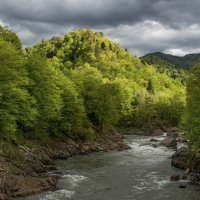 Река Белая :: anatoly Gaponenko