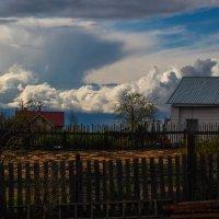 облака :: Людмила Ильина