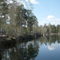 весенний парк :: натальябонд бондаренко