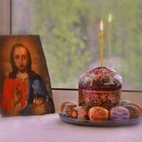 С  Праздником Светлой Пасхи! :: galina tihonova