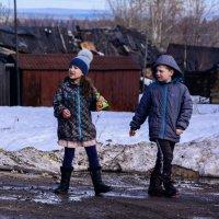 в заброшенном городе :: Анастасия Иноземцева