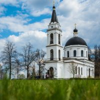 церковь св. Николая :: Владислав Касатик