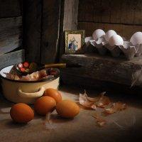 С Праздником Святого Воскресенья! :: Сергей Фунтовой