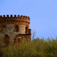 Старая сторожевая башня. Недалеко от границы Германии. Чехия. :: ФОТО ОХОТНИК