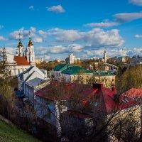 старый Витебск :: Виктор Николаев