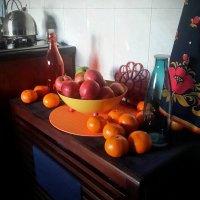 Натюрморт на кухне :: Ирина
