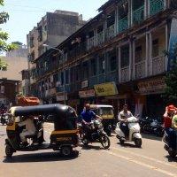 Индийские правила уличного движения... :: Елена