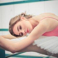 Балерина растяжка :: Ольга Белёва