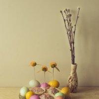 С праздником светлой Пасхи :: Юля Колосова