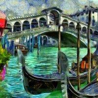 Венеция,мечта. :: Владимир Беляев ( GusLjar )