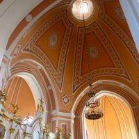своды Чесменской церкви :: Елена