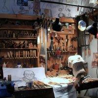 мастерская по производству кукол-марионеток :: Olga