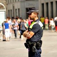 Policía Municipal Madrid. :: Юленька Шуховцева*