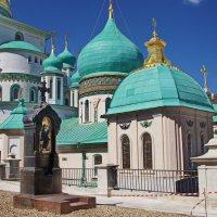 Ново-Иерусалимский монастырь в Подмосковье. :: Лара ***