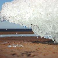 Таяние льда на Белом море :: Nikolay Zinoviev