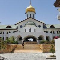 Русский странноприимный дом на реке Иордан :: Ирина