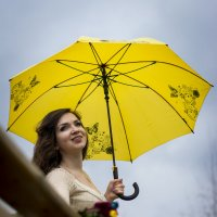 где то далеко идут дожди :: Виктор Зенин