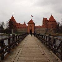 мост к замку.. :: Эдвард Фогель