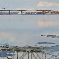 На Волге лед сошел.......... :: Святец Вячеслав