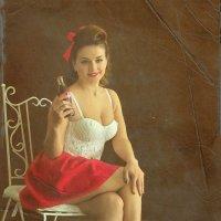 Старая открытка :: Albina