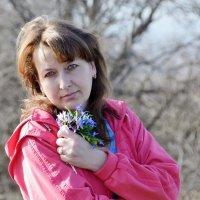 Весеннее настроение :: Александр Игнатьев