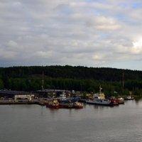 В порту Турку :: Ольга