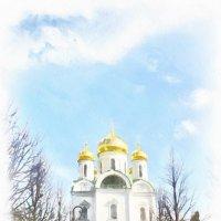 Весенний эскиз.... :: Tatiana Markova