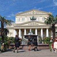 Московская весна :: Ирина Князева