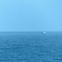 спокойное море. :: Пётр Беркун