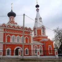Городок Семёнов. Старообрядческая церковь :: Mary Коллар