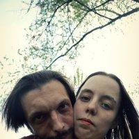 я с любимым мужем.... :: Маринка Захарова (Антипова)