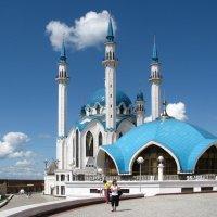 Мечеть Кул-Шариф :: Grey Bishop