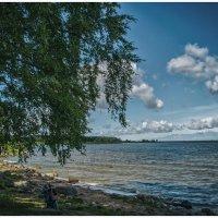 Финский залив . :: Игорь Абламейко