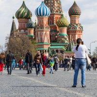 Первомай в Москве :: Любовь Бутакова