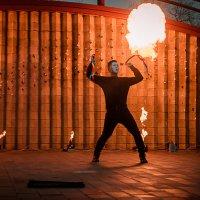 FIRE_SHOW (24.04.16) :: Артем Плескацевич