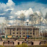 Больница... :: Кирилл Богомазов