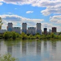 Город Кемерово на Томи :: Сергей Чиняев