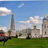 Николо-Угрешский монастырь :: Алексей Михалев