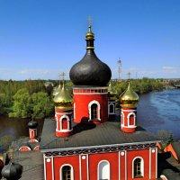 На слиянии рек. :: Sergey Serebrykov