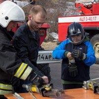 День пожарной охраны :: Роман Маркин
