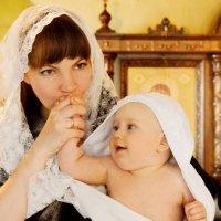 Мать и дитя :: Вероника Подрезова