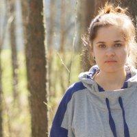 прогулка по лесу :: григорий Будаш