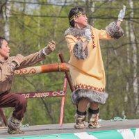 танец народа севера :: Дмитрий Сушкин