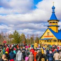 Христос Воскрес!!!. :: Анатолий Бахтин