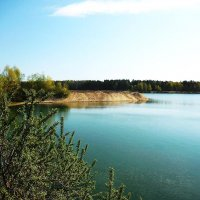 Рукотворное озеро :: Маргарита Батырева