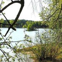 Островок на озере :: Маргарита Батырева