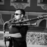 Дворцовый волынщик :: Валерий Смирнов