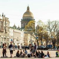 Молодость :: Валерий Смирнов
